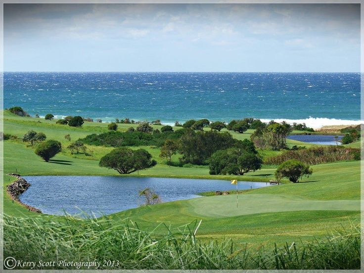 Gerringong Golf Course by the Ocean, New South Wales
