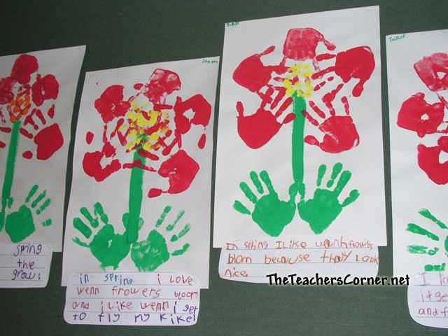 preschool bullentin board ideas   Spring bulletin boards / April bulletin boards