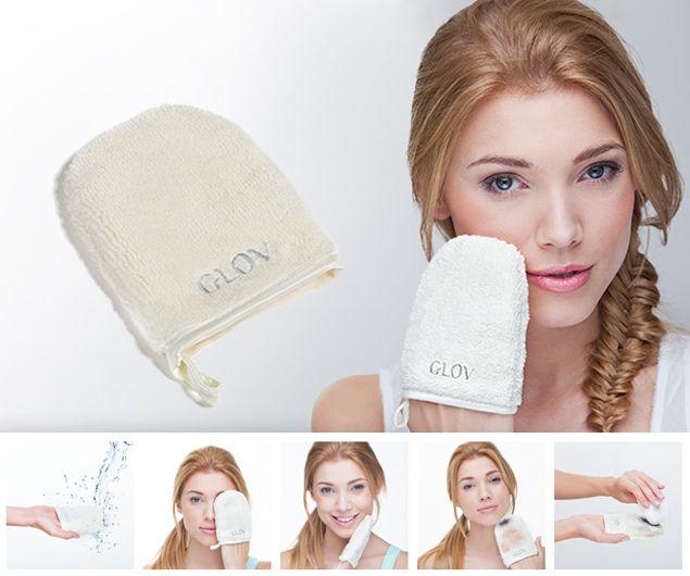 Odlíčení pomocí rukavice glov on-the-go! #glov #profiskin #expertnakrasu