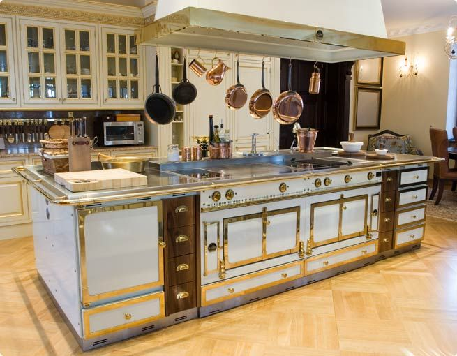La Cornue Kitchen Designs Stunning Decorating Design