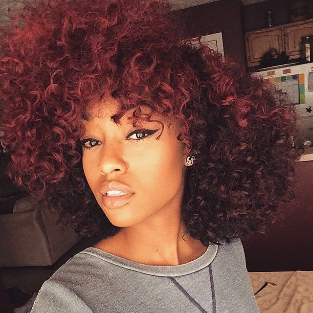 Ombre Hair Color for Black Women (81)