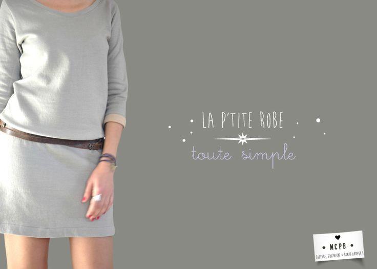 :: La p'tite robe toute simple...