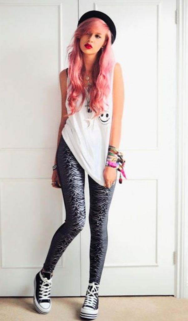 40 Cool Teen Fashion Ideas For Girls