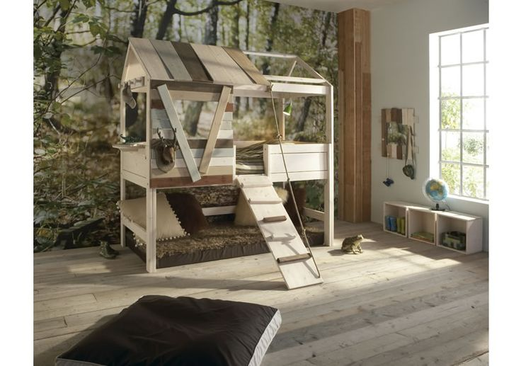 treehouse bed for kids - Google-haku