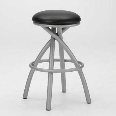 """Tempo Custom Bar Stool (59 Fabrics /18 Finishes) Apollo 34"""" Backless Swivel Extra Tall Bar Stool by Tempo. $149.00. Tempo Custom Bar Stool (59 Fabrics /18 Finishes) Features: -34"""" Backless Swivel Extra Tall Bar Stool. -Customize the Apollo bar stool to suit your needs. -Over 50 fabric options and 18 finishes to choose from. -Constructed for commercial or residential use. -16 Gauge steel. -Some assembly required. -Seat height: 34"""". All Tempo Metal stools utilize a com..."""