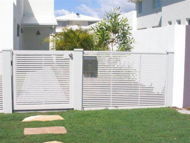 Astounding Front Wall Designs For Homes South Africa Pictures. Front Wall Fence  Designs Ideas ...