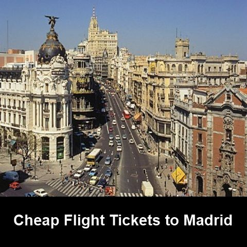 cheap flight ticket