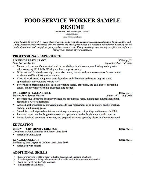 Education On Resume Examples resume skills section Pinterest - resume education section