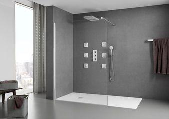 Platos de ducha   Soluciones ducha   Colecciones   Roca