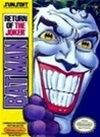 Complete Batman: Return of The Joker - NES