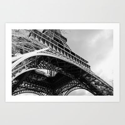 France 2  Art Print by jacthegirl - $25.00