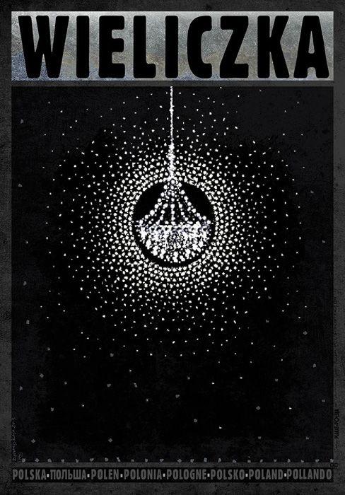 Wieliczka, Polish Promotion Poster
