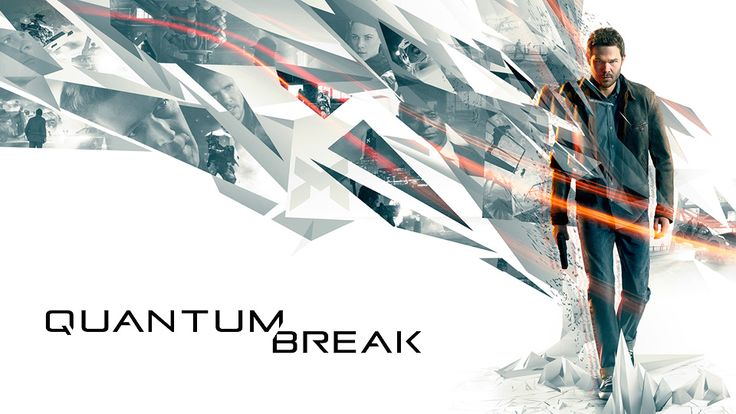 Arte oficial Quantum Break
