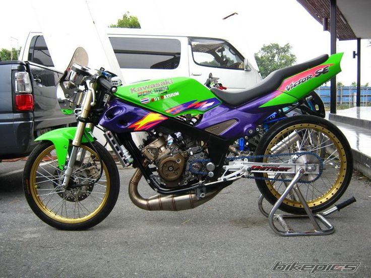 2001 Honda Nova Dash 125 motorcycle photo