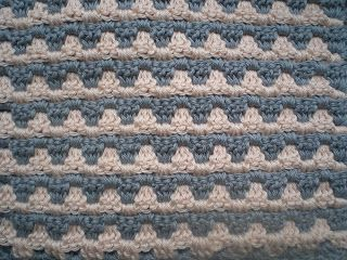 Vandaag heb ik voor jullie een leuk haakpatroon van pannenlappen.   Deze heb ik voor mijn moeder gehaakt in de kleuren van haar nieuwe ke...