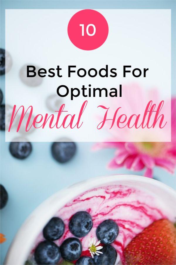 10 Best Foods For Brain Health 1