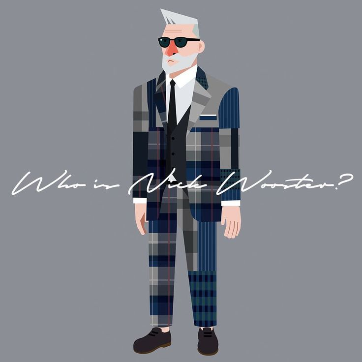 NICK WOOSTER - Only five shopping days before I arrive in Hong...