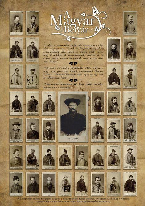 Magyar Betyàrok nobel hungarian Bandits