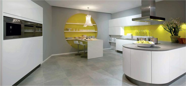 Cuisiniste Allemand Haut De Gamme Handleless Kitchen Kitchen Installation Kitchen Base Units