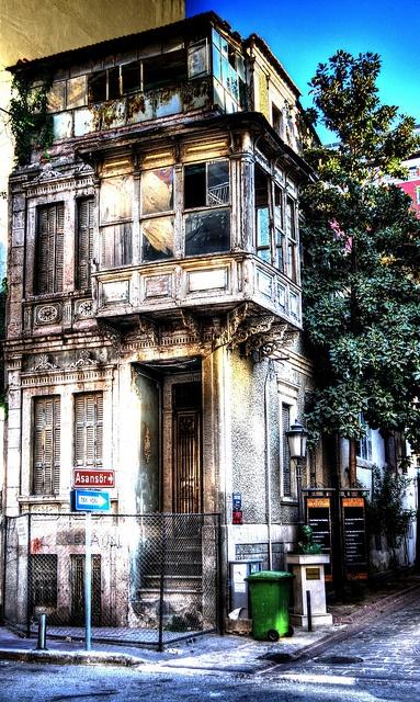 Izmir, Turkey - I would love to reno this!