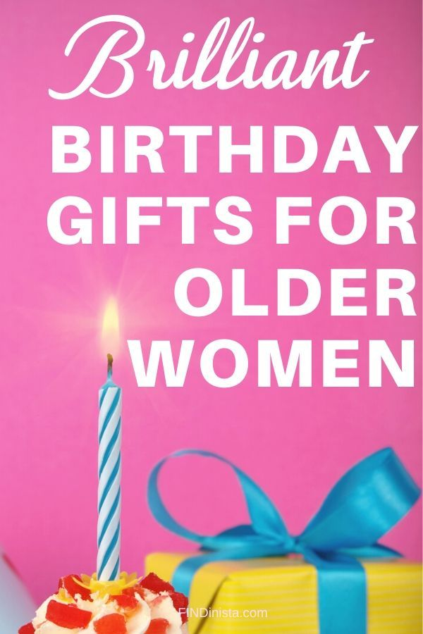 Gift Ideas For 85 Year Old Woman 50 Awesome Gifts Starting At 5 2019 Gifts For Older Women Best Birthday Gifts Birthday Gifts For Women