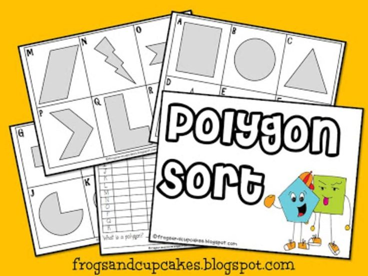 My fourth graders struggle with knowing what is a polygon and what is not a polygon. I've found that if students have had little experience with irregular polygons, then they have the misconception that only familiar shapes (regular trapezoid, regular hexagon, regular decagon, etc.) are polygons. What I'm excited for them to learn is that …