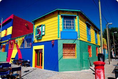 La Boca (Buenos Aires), Argentina