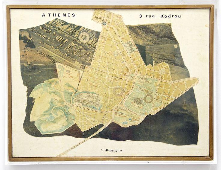 Chryssa Romanos   Athenes, 1965