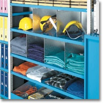 Gli scaffali industriali componibili Fami Storage Systems offrono soluzioni ad hoc per ottimizzare gli spazi di stoccaggio e d'archiviazione in aziende, uffici e negozi.