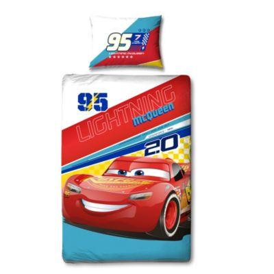 Disney Pixar Cars 3 Reversible Single Duvet Cover Set
