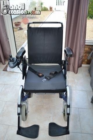 fauteuil roulant electrique annonces handi occasion. Black Bedroom Furniture Sets. Home Design Ideas