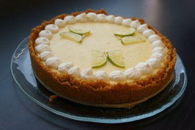 Sapuskalle!: Key Lime Pie