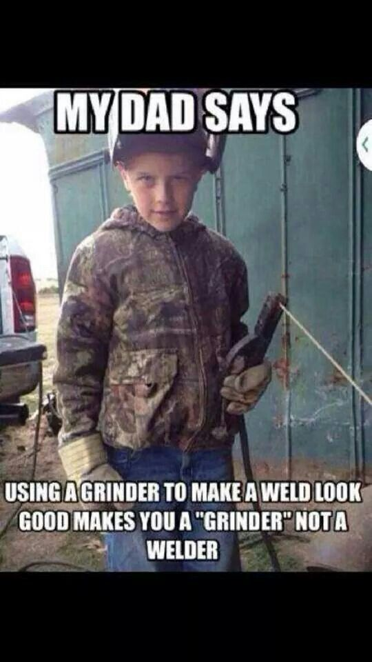 how to become a good welder