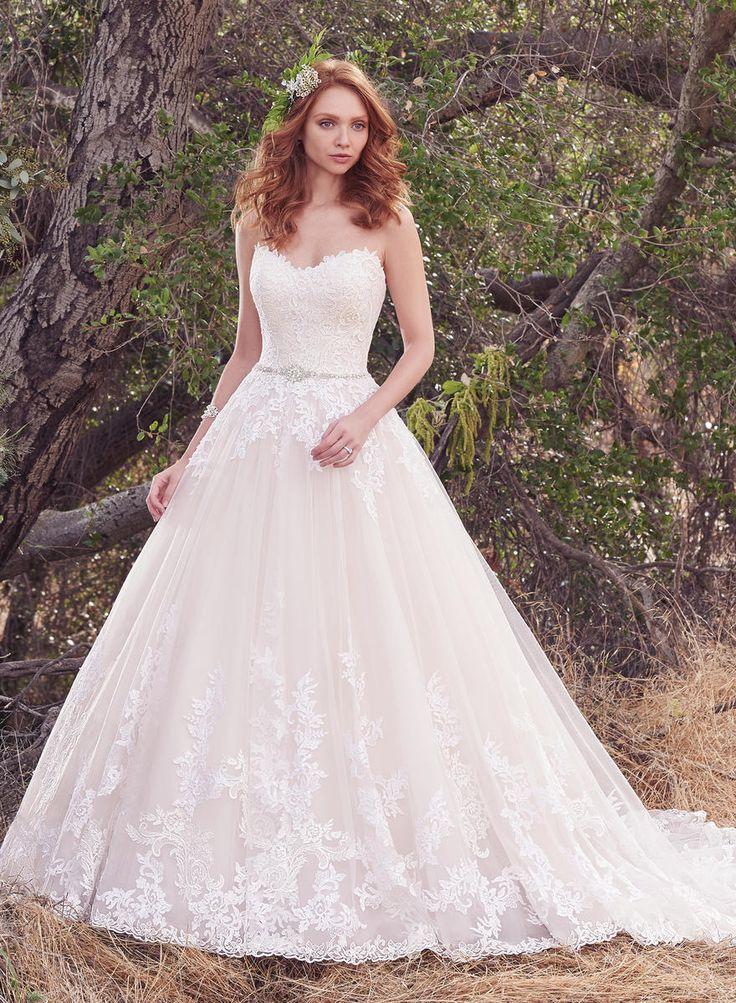 95 besten Wedding dresses Bilder auf Pinterest   Hochzeitskleider ...