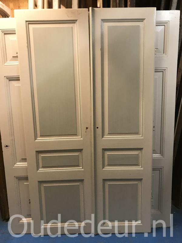 nr. set511 set antieke kastdeuren