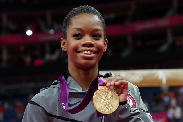 Gabby Douglas wins All-Around  #olympics    # Pin++ for Pinterest #: Gabby Douglas, 2012 Olympics, Gold Medalist, London 2012, Gabrielle Douglas, Olympic Gold, Medalist Gabby, Olympics 2012, Gymnastics
