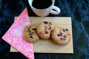 Brownie cookies - nam så godt og så enkelt!
