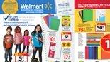 Tout pour la rentrée: Walmart Canada Catalogue Circulaire - 10 août jusqu'à 23 août