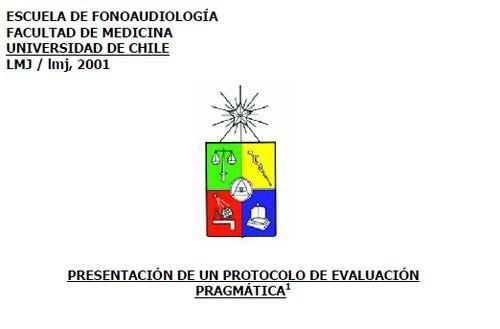 Protocolo de evaluación pragmática Luis Martinez