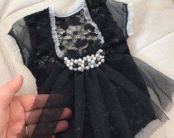 Foto recién Prop, traje de la muchacha recién nacida, encaje, mameluco del recién nacido, bebé accesorios, negro, recién vestido, mameluco del bebé, bebé foto Prop