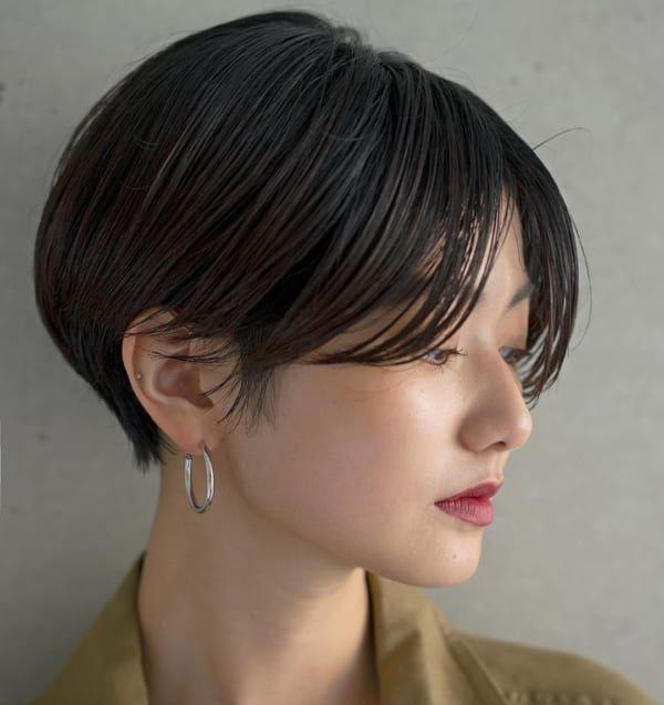 30代はショートボブの髪型が人気 アラサー女性におすすめのヘア