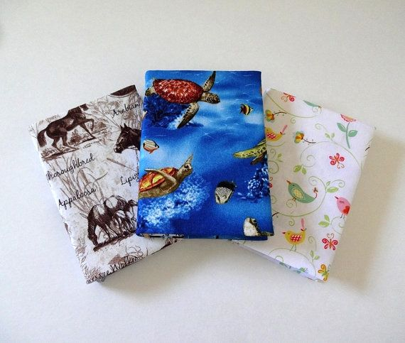 Notebook Cover Journal Cover Fabric Notebook Cover Journal