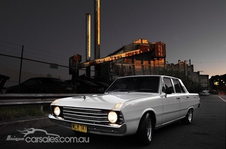 1969 CHRYSLER VALIANT REGAL V8 VF Sedan Private Cars For Sale in NSW - uniquecarsales.com.au
