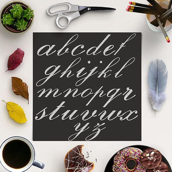Silver Alphabet Clipart -  http://etsy.me/2cJOpWi This listing is for 26 pieces of high quality digital silver letters (lower case).