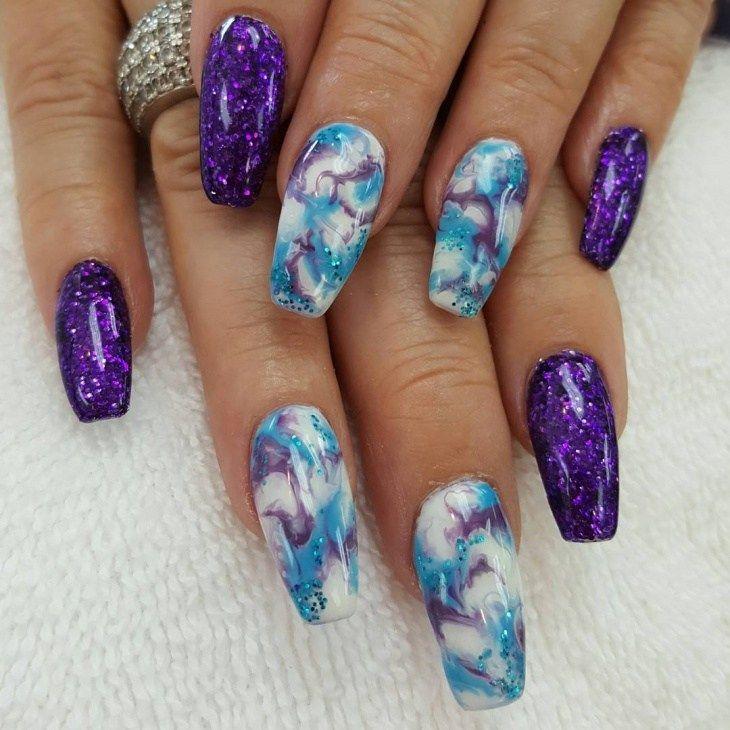 ocean nail art designs 2016 - 20 Best Aquatic Nails Images On Pinterest Funky Nail Art, Nail Art