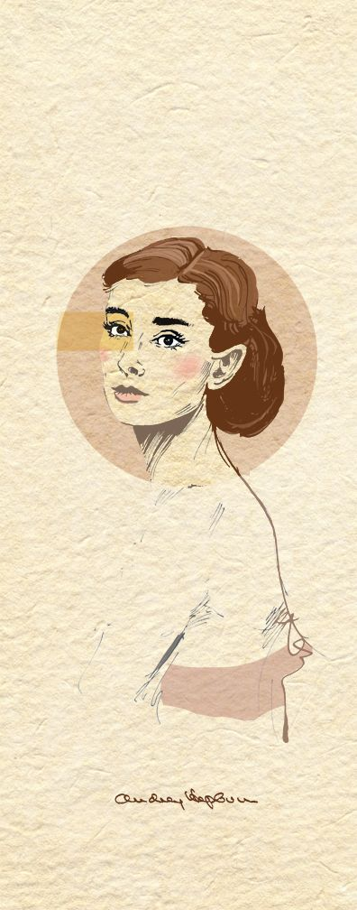 Audrey Hepburn the Golden Age of Hollywood on Behance