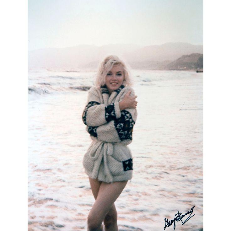 Sie haben diese seltenen Fotos von Marilyn Monroe noch nie gesehen