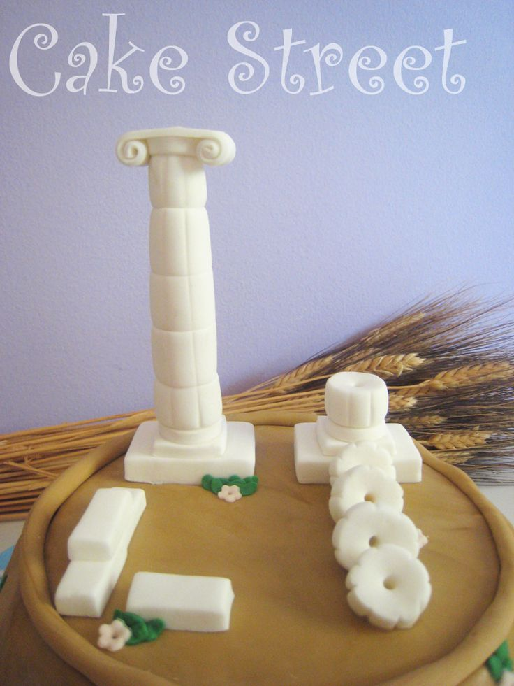 Ancient Greece Cake!