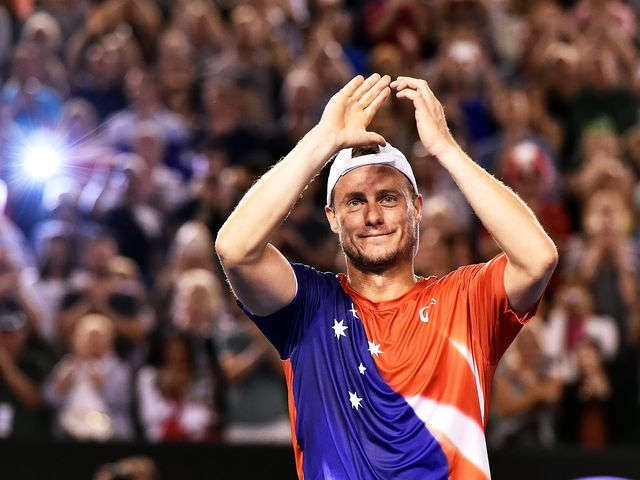 Lleyton Hewitt loses at Australian Open in final singles match of career