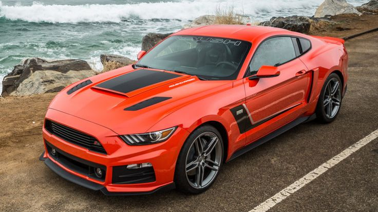 2015 Roush Stage 3 Mustang has 670 hp